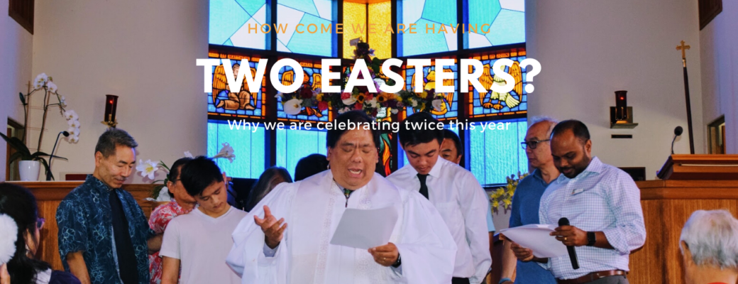 Two Easters Slider